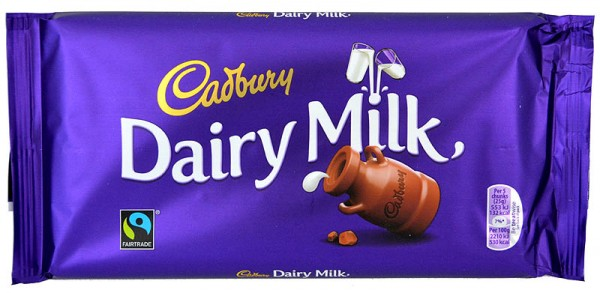 Cadbury Dairy Milk Chocolate 200g Fairtrade