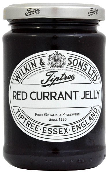 Wilkin & Sons Red Currant Jelly - rote Johannisbeere Gelee