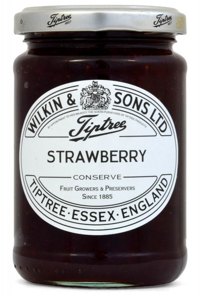 Wilkin & Sons Strawberry Conserve - Erdbeere