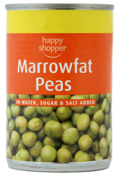 Happy Shopper Marrowfat Peas 300g