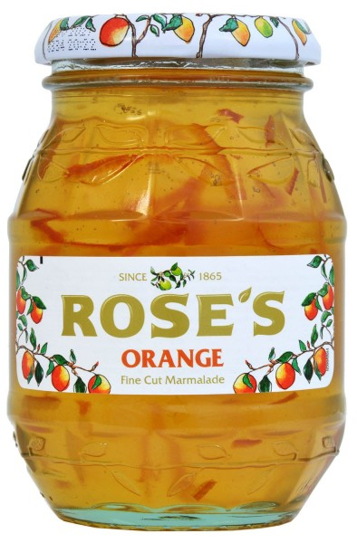 Roses Orange Fine Cut Marmalade