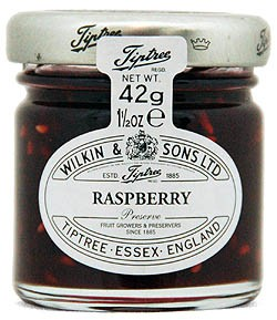 Wilkin & Sons Raspberry Conserve 42 g - Himbeere