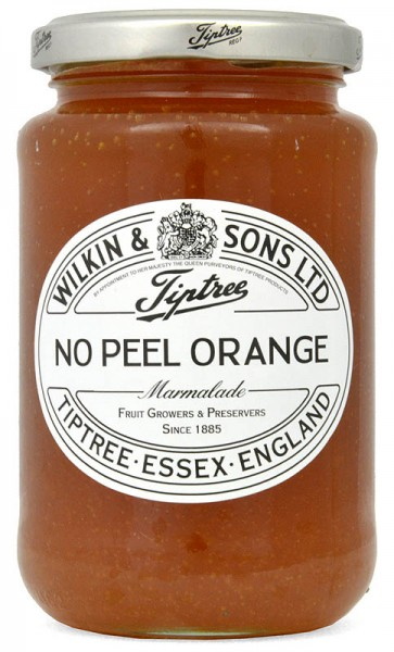 Wilkin & Sons No Peel Orange Marmalade 454g