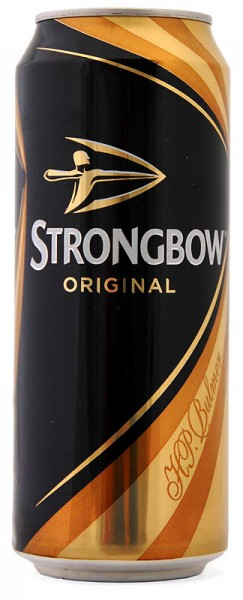 Strongbow Cider Original, Dose 440ml