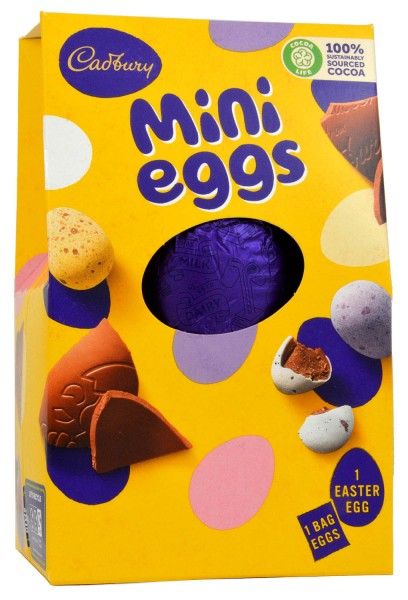 Cadbury Medium Mini Eggs Egg