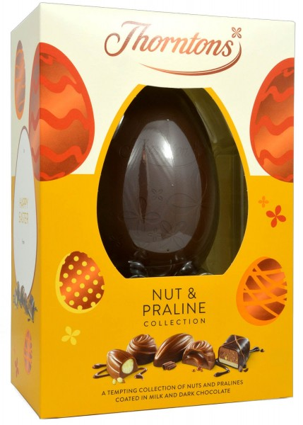 Thorntons Nut & Praline Collection Egg 207g