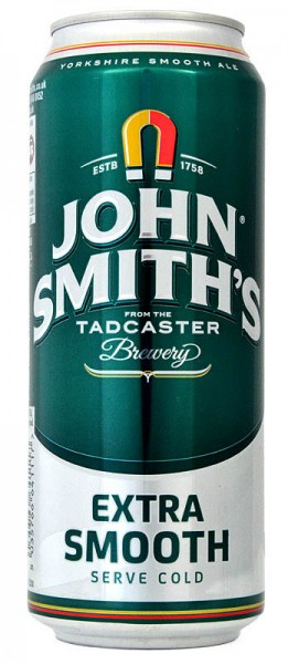 John Smith`s Extra Smooth Bitter