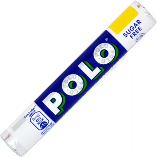 Polo Sugar Free Peppermints