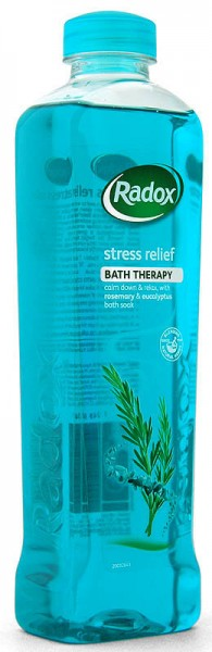 Radox Stress Relief Bath Therapy