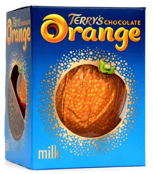 Terrys Chocolate Orange Milk 157g