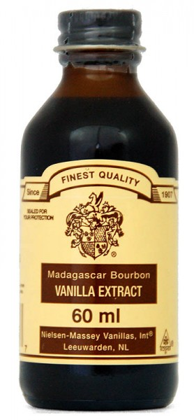 Nielsen-Massey Madagascar Bourbon Vanilla Extract 60ml