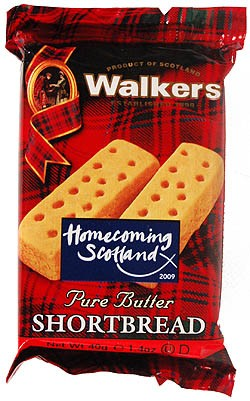 Walkers Shortbread Fingers 2er-Pack
