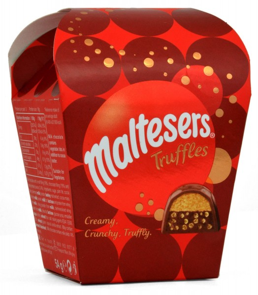 Maltesers Truffles Gift Box Small 54g