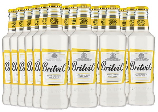 Britvic Tonic Water 24 x 125 ml