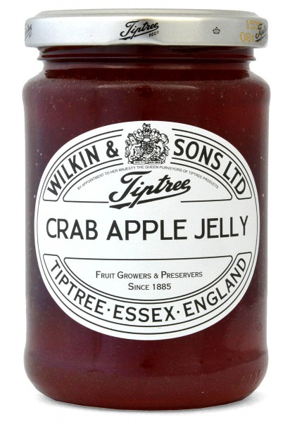 Wilkin & Sons Crab Apple Jelly - Holzapfel Gelee