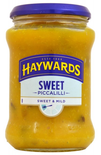 Haywards Sweet Piccalilli 400g