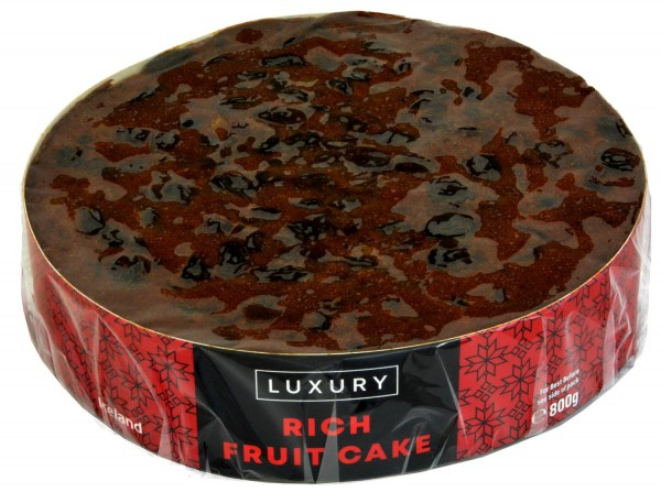 Iceland Luxury Rich Fruit Cake 800g