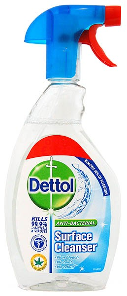 Dettol Anti-Bacterial Surface Cleanser 500ml