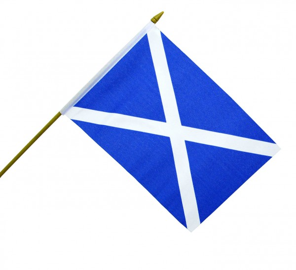 Scotland Small Handwaving Flag