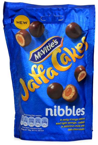 McVities Jaffa Cakes Nibbles 100g