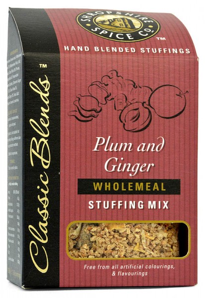 Shropshire Plum & Ginger Stuffing Mix