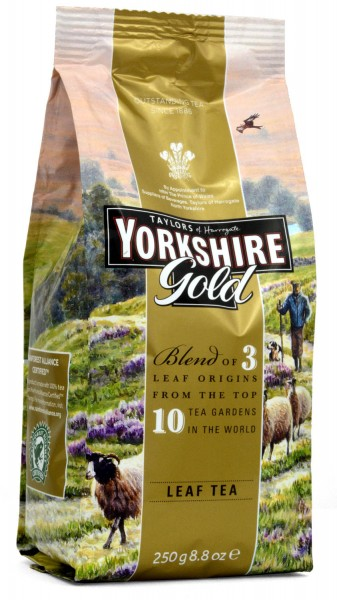 Yorkshire Tea Gold Lose 250g