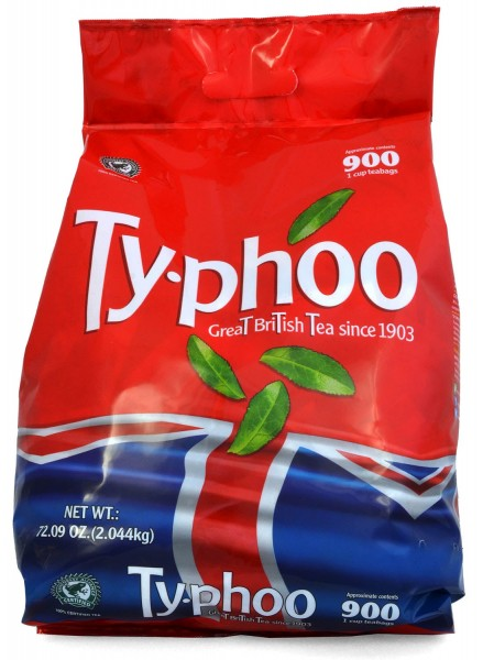 Typhoo 900 One Cup Teabags 2.044kg