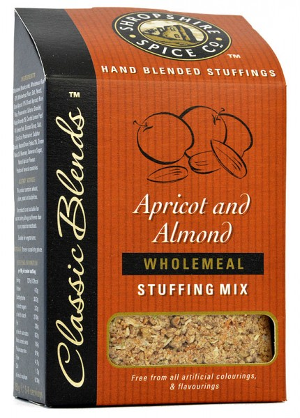 Shropshire Apricot & Almond Stuffing Mix