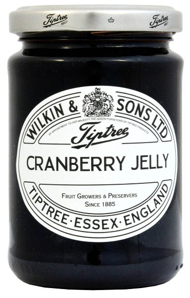 Wilkin & Sons Cranberry Jelly - Cranbeere