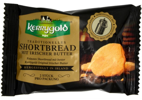 Kerrygold Shortbread Rounds 2 x 25g