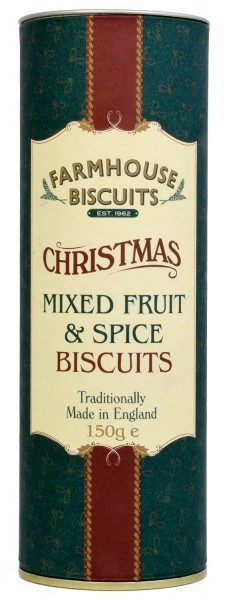 Farmhouse Biscuits Mixed Fruit & Spice Biscuits 150g