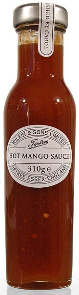 Wilkin & Sons Tiptree Hot Mango Sauce - scharf