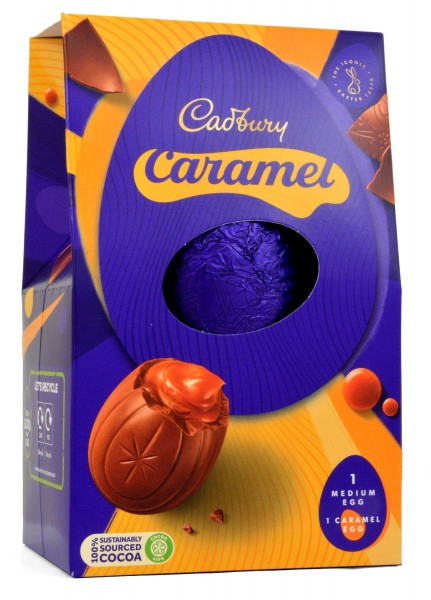 Cadbury Medium Caramel Egg