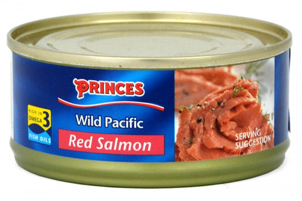 Princes Wild Red Salmon 105 g