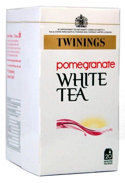 Twinings Pomegranate White Tea - mit Granatapfel